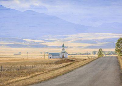 Landscape_Melvile Church_2016